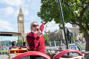 Londra: tour in autobus con piano panoramico
