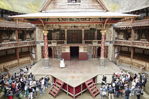 Londra: tour guidato del Globe Theatre di Shakespeare