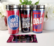 Load image into Gallery viewer, Drinking Mugs For Dads