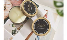 Load image into Gallery viewer, SCENTED SOY CANDLE: Eucalyptus & Lavender