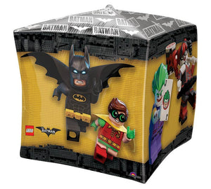 "15"" Batman Lego Square"