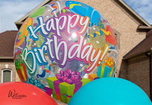 Load image into Gallery viewer, Happy Birthday Party Post