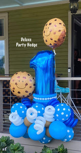 Cookie Party Hedge