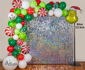 Glamour Wall Rental