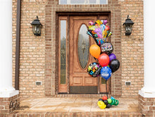 Load image into Gallery viewer, Happy Birthday Themed Balloon Bouquet