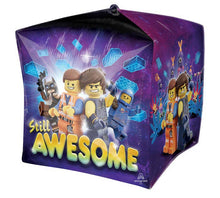 "Load image into Gallery viewer, 15"" Lego Movie Square"