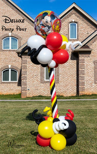 Mickey Mouse & Friends Party Post