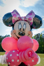 Load image into Gallery viewer, Minnie Mouse Face Party Post