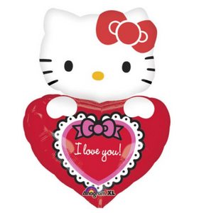 "29"" Hello Kitty Love You"