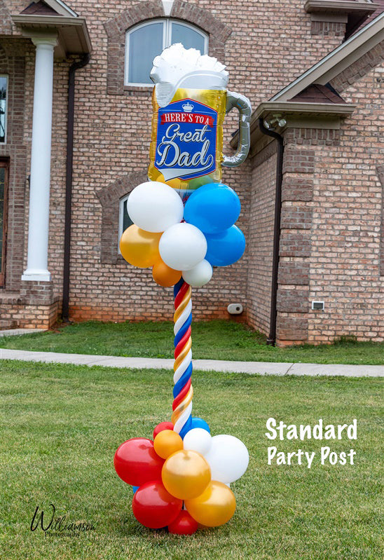 Father's Day Party Post