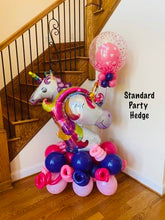 Load image into Gallery viewer, Unicorn Birthday Party Hedge
