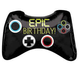 "28"" Game Controller Birthday"