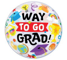 "Load image into Gallery viewer, 22"" Way to Go Grad Theme"