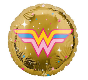 "17"" Wonder Woman Logo"