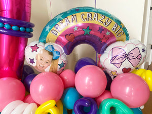 JoJo Siwa Birthday Party Hedge