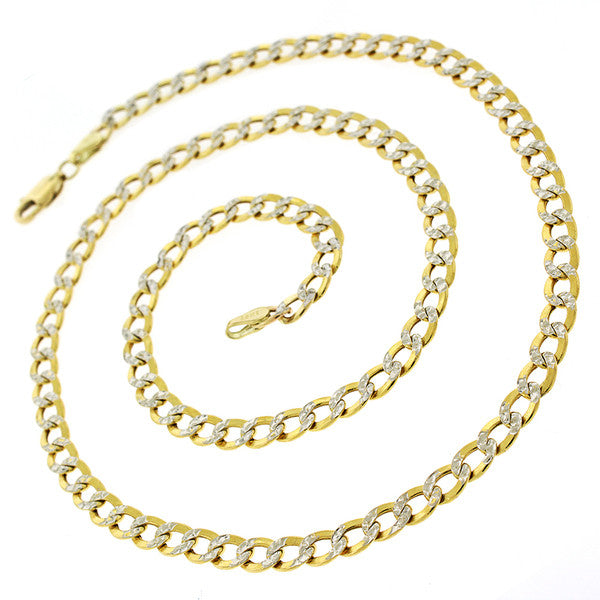 box white plated views diamond rhodium cut round gold necklace hollow chain double accent more