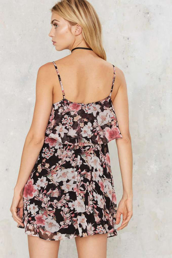 Load image into Gallery viewer, Vintage Bloom Floral Dress