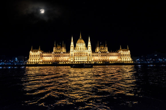 Must see in Budapest: The Parliament
