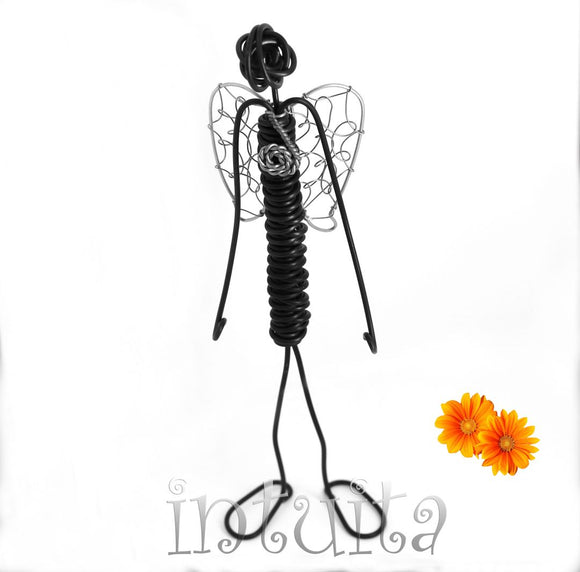 Angel Wire Figurine
