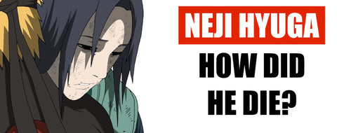 What Episode Does Neji Die
