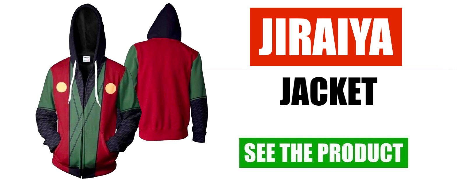 jiraiya jacket