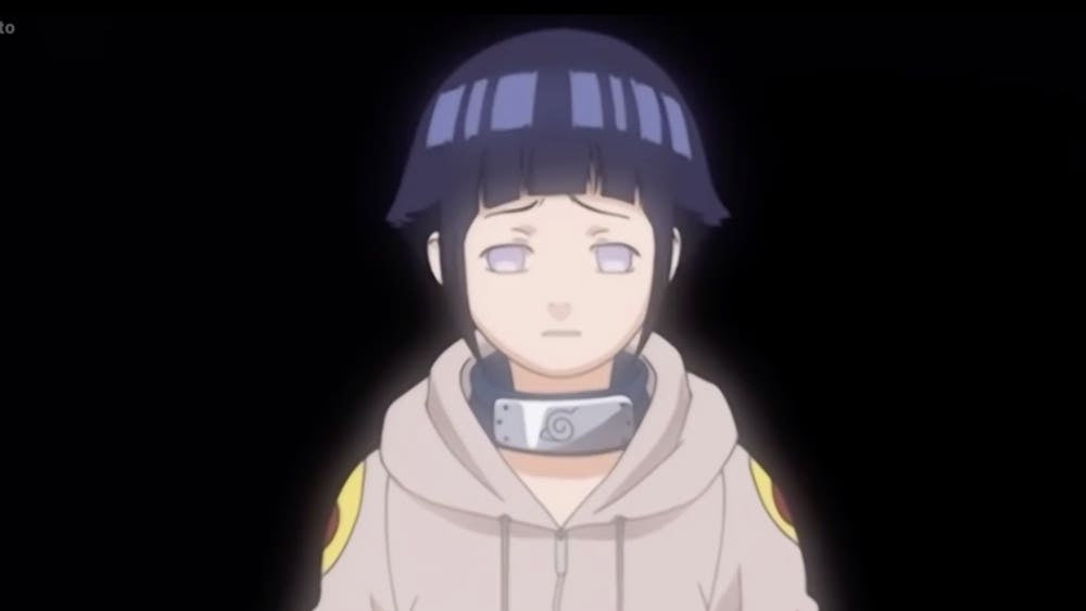 How tall is Hinata in naruto ?