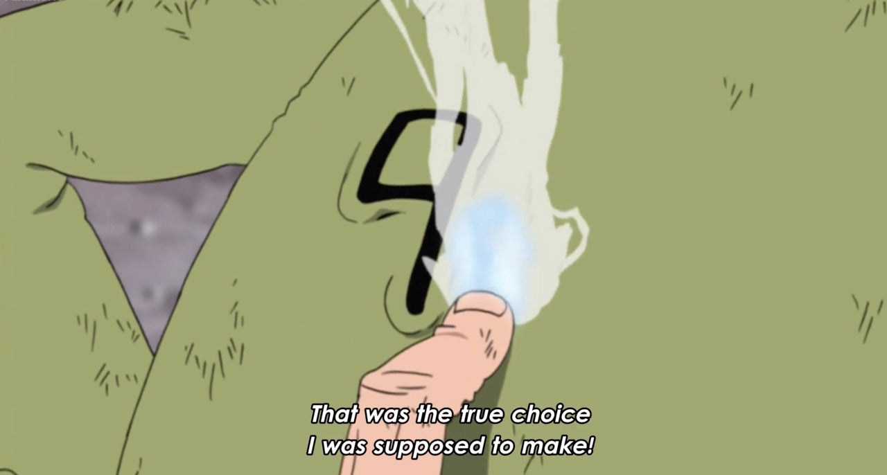 Jiraiya message before he died