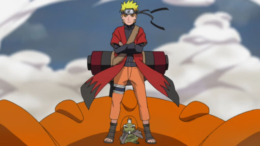 How old is Naruto in Shippuden