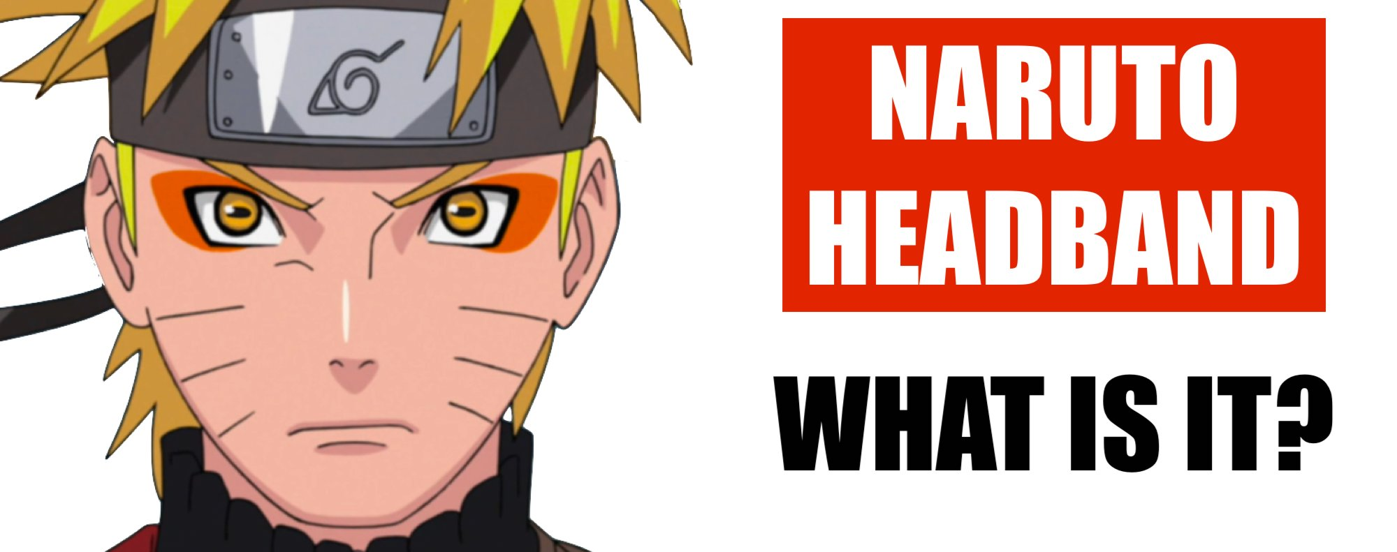 What is a Naruto Headband