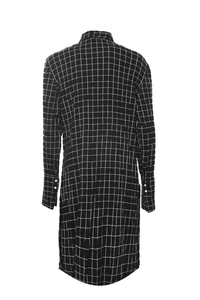 Abito Medio Maxi Check - Merci Shop Italia