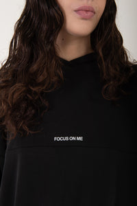 Felpa Cappuccio Focus On Me - Merci Shop Italia