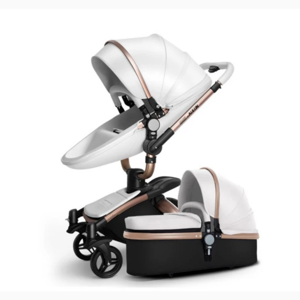 All in 1 Luxury Baby Stroller 2020 (Limited Edition)