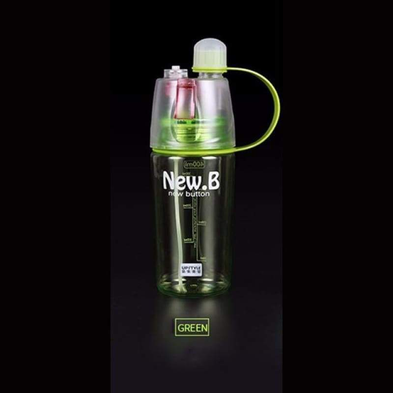 2-IN-1 Water Spray And Bottle - Teqtus