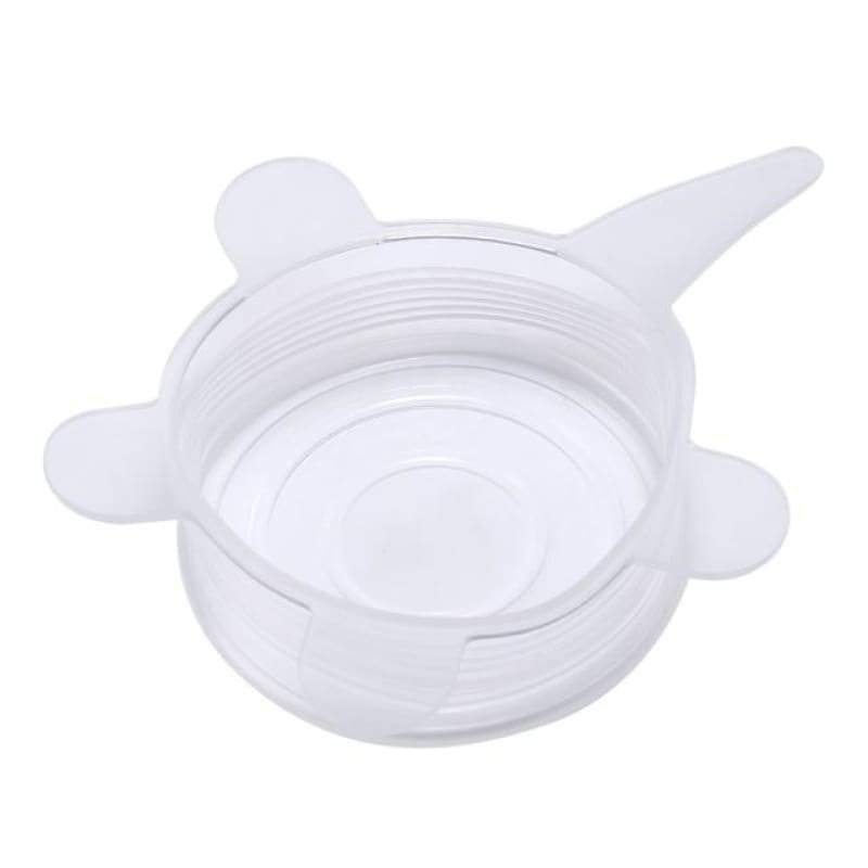 6pcs Silicone Lid Cover - Teqtus