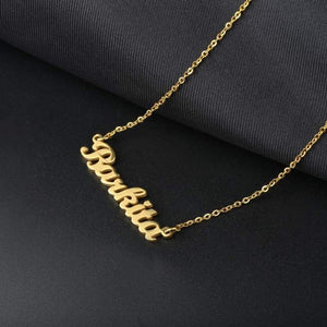Custom Name Necklace - Teqtus