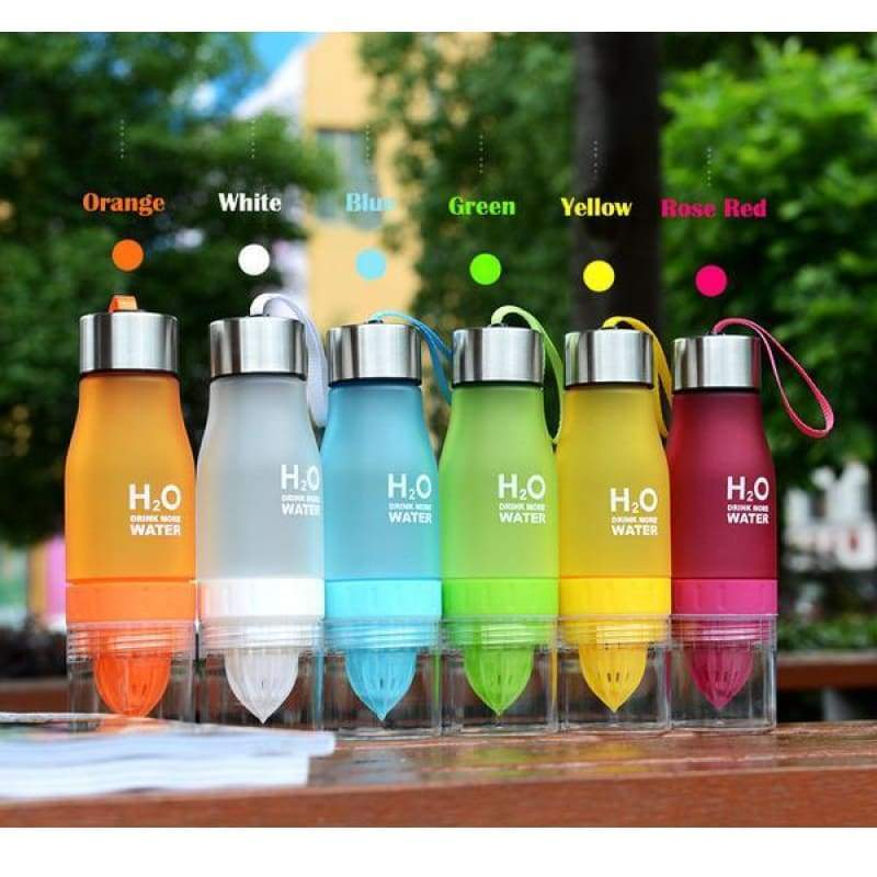 H²O Fruit Infusion Water Bottle - Teqtus