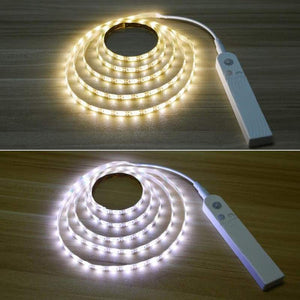 LED Motion Activated Sensor Bed Light - Teqtus
