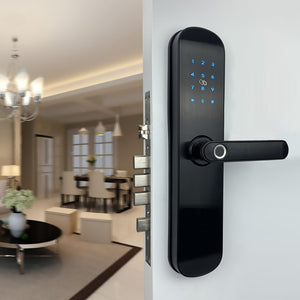5 In 1 Smart Door Lock | Fingerprint Door Lock 2020