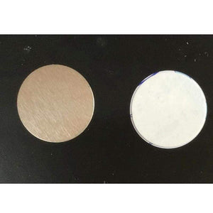 Round Metal Stickers For Eyeshadow - Teqtus