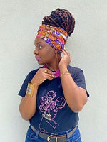 Load image into Gallery viewer, Ashanti HeadWrap