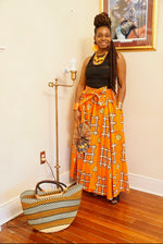 Load image into Gallery viewer, Talia Maxi Skirt