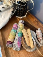 Load image into Gallery viewer, Chakra Sage Stick