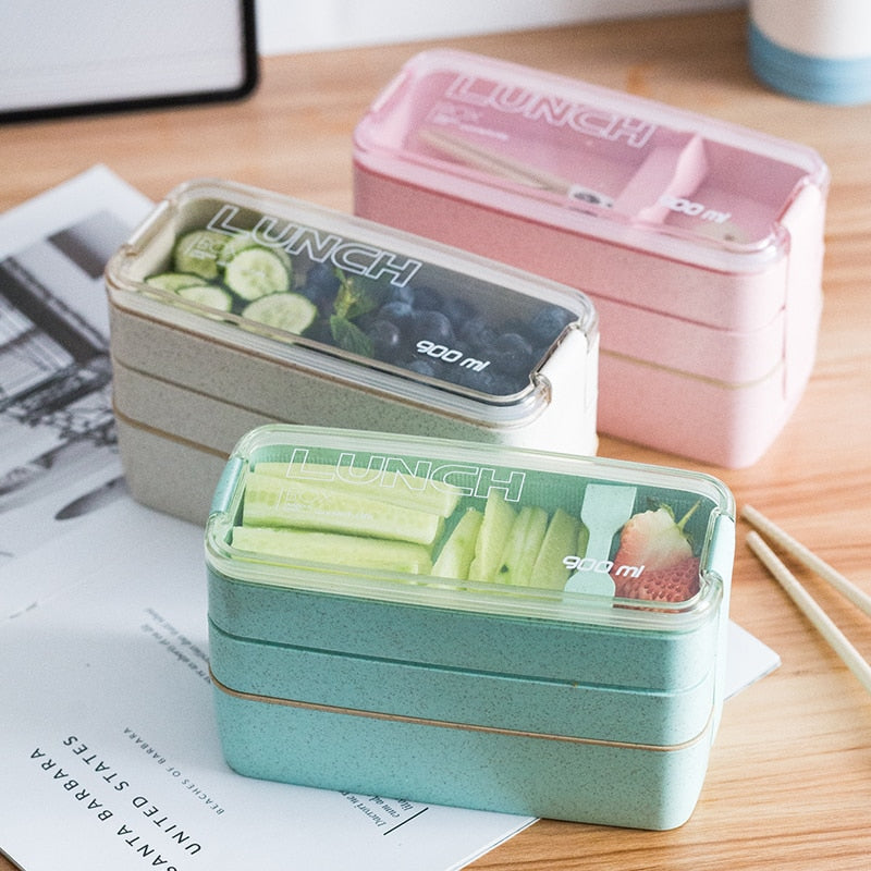 3-Layer LunchBox