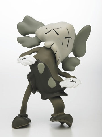 Kaws x Lazzarini - Brown