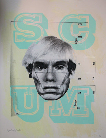 Scum Dirty Warhol