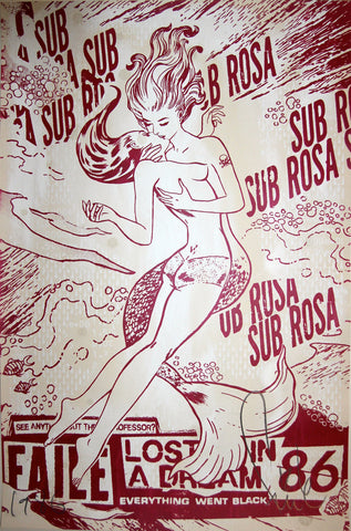 Sub Rosa - Shimmering Red