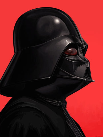 Mike Mitchell - Darth Vader