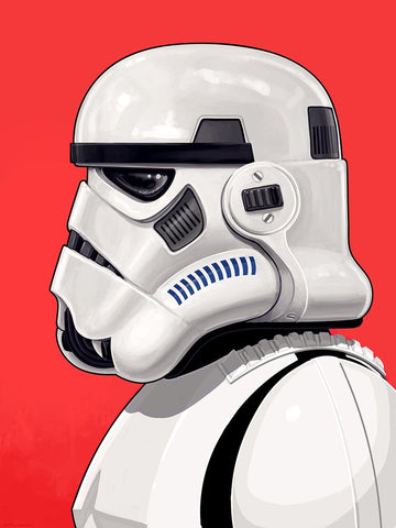 Mike Mitchell - Stormtrooper
