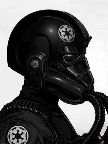 Mike Mitchell - Tie Fighter Pilot