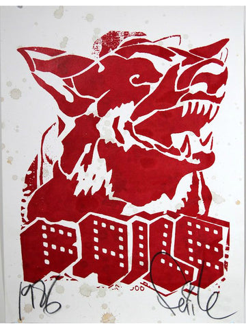 Faile Dog - Red